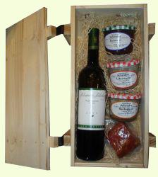 Geschenkideen mit Wein