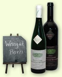 Weinsortiment Weingut Born