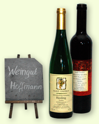 Weinsortiment Weingut Hoffmann