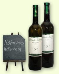 Weinsortiment Weingut Höhnstedter Kelterberg